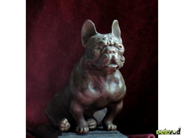 Продаю: Скульптура собак из бронзы