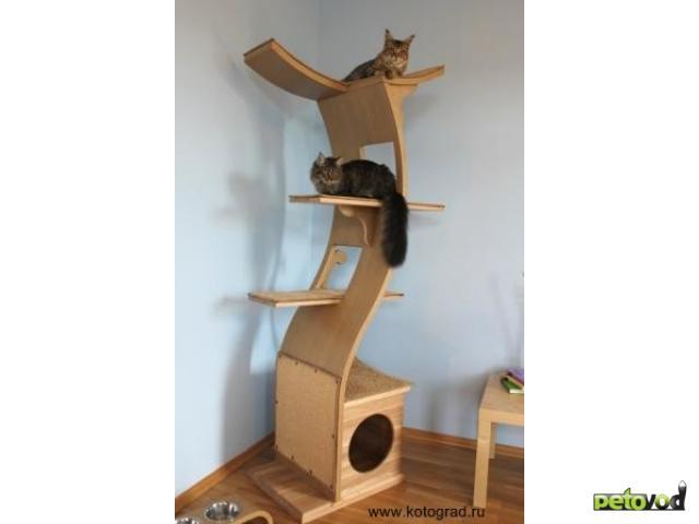 Продаю: Kotograd- деревянная мебель для животных
