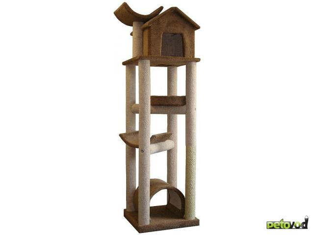 Продаю: Домики и Игровые комплексы для кошек и котов фото2