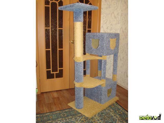 Продаю: Домик для кошки продаю
