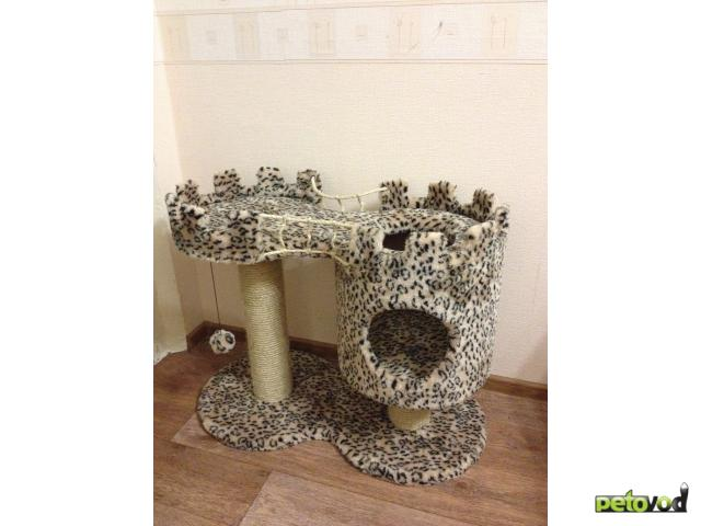 Продаю: Домик - когтеточка для кошки